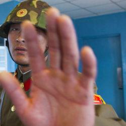 Sört dobna piacra Észak-Korea
