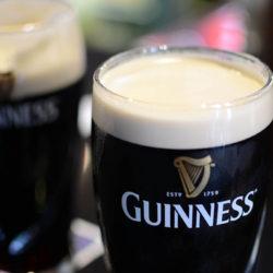 Ma van a Guinness Valentin napja