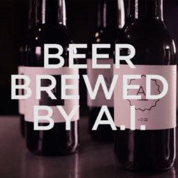 A sör, amelyet mesterséges intelligencia segít tökéletesíteni