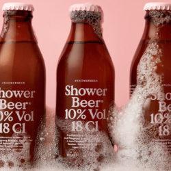 Váratlan siker a Shower Beer Svédországban