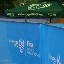 Kb. 800 Ft egy sör a vizes világbajnokságon