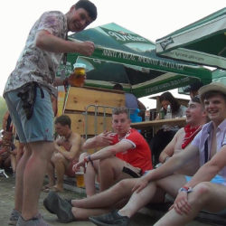 Kis híján elbukott a sör a fesztiválpiák közötti versenyben