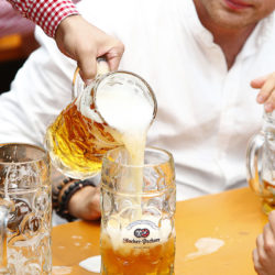 3400 forint egy sör az Oktoberfesten