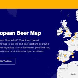 Budapesten is ajánl tuti helyet a Lufthansa európai sörtérképe