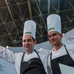 A Kistücsök étterem séfhelyettese képviseli Magyarországot a torinói Bocuse d'Or döntőben