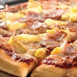 Töretlenül népszerű az ananászos lángos