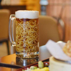 A beer ramen épp olyan, mint a héliumos sör: kamu