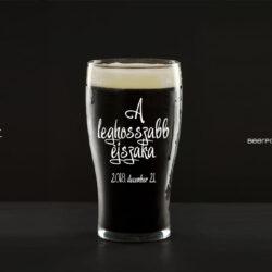 Ünnepeljük szaloncukros sörkülönlegességgel a téli napfordulót!