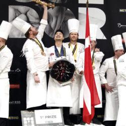Bocuse d'Or: Dánia nyert, a magyarok a tizenkettedikek