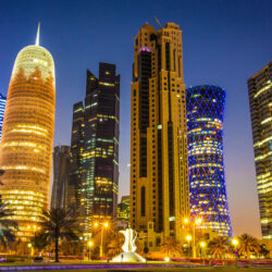 Kegyetlen sörárakkal készülnek Katarban a focivébére