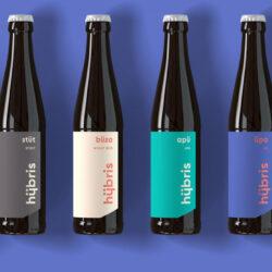 Az első hazai minimalisták - a Hübris újraértelmezi a kisüzemi sör kategóriáját