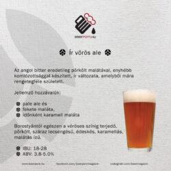 Ezt kell tudnod az ír vörös sörről