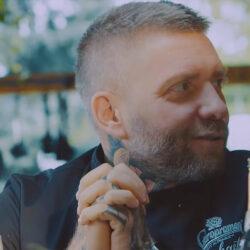 Serényi Zsolt: ahogy a Random Trip a zenével, én úgy improvizálok az ételekkel