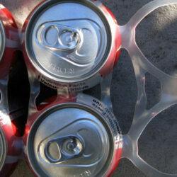 Megvannak azok is kis műanyag gyűrűk, amik összetartják a sörösdobozokat? A Budweiser csak azokból használ évi 850 tonnát