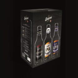 Ezeket a sörcsomagokat válaszd az ünnepekre 3. rész: Soproni Óvatos Duhaj csomag