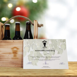 Egy sörös ajándék, amely egy életre megváltoztatja azt, aki kapja