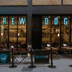 Alkoholmentes sörözőt nyitott a BrewDog Londonban