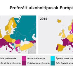 Érdekesen változott az európai népek italfogyasztási kultúrája