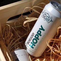 Az új portfólió első darabja a Borsodi Hoppy