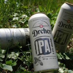 Újabb felsőerjesztésű termékkel jelentkezik a Dreher, itt az IPA