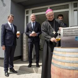 Elkészül a teljes belga apátsági sörkínálattal az év végéig a Pannonhalmi Főapátság