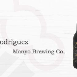 Monyo Brewing Co. Los Rodriguez