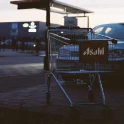 Nem pakolja tovább a bevásárlókocsit az Asahi