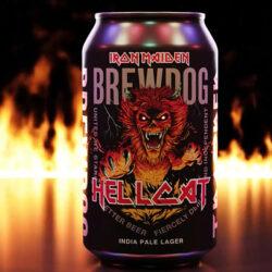 A BrewDog főzi az új Iron Maiden sört