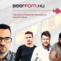 Kilóg majd a sorból a következő Monyo Hungarian Terroir sör