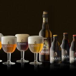 Ename Abbey sörök a Brouwerij Romantól